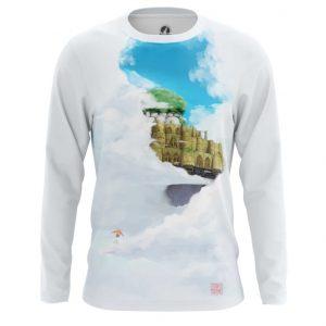 Merchandise - Long Sleeve Castle In Sky Ghibli