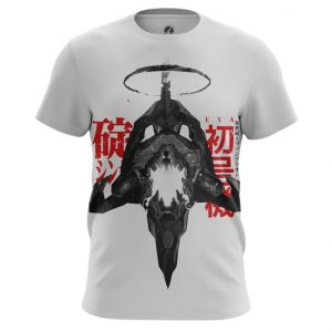 Collectibles T-Shirt Evangelion Eva Animated Gainax Tatsunoko