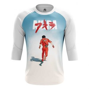 Collectibles Raglan Akira 1988 Thriller Clothing