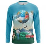 Collectibles Long Sleeve Weekdays Picture Contemporary Art