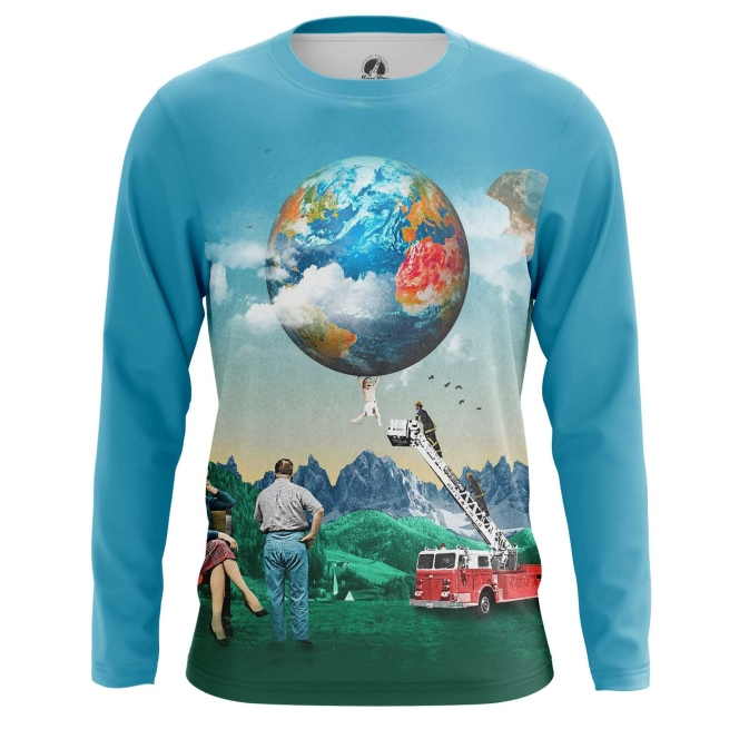 Merchandise Long Sleeve Weekdays Picture Contemporary Art