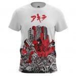 Merchandise T-Shirt Japanese Anime Post Apocalyptic Akira