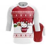 Merchandise - Raglan Hello Kitty Christmas Happy