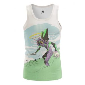 Collectibles Tank Eva Neon Genesis Evangelion Vest
