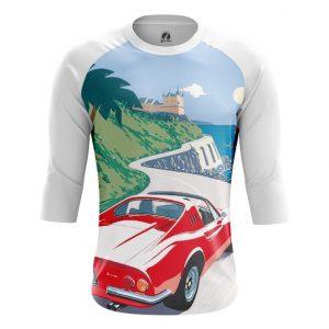 Collectibles Raglan Ferrari Car Logo Emblem Cote D'Azur
