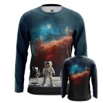 Collectibles Long Sleeve Cosmonauts Art Clothing Space