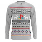 Merch Long Sleeve Playstation X-Mas Christmas Special