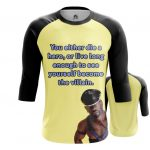 Collectibles - Raglan Black Overlord Meme Best Quotes