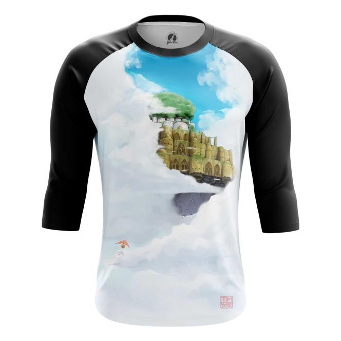 Merchandise - Raglan Castle In Sky Ghibli