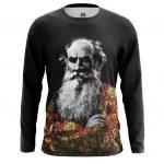 Merchandise Long Sleeve Leo Tolstoy Russian Writer
