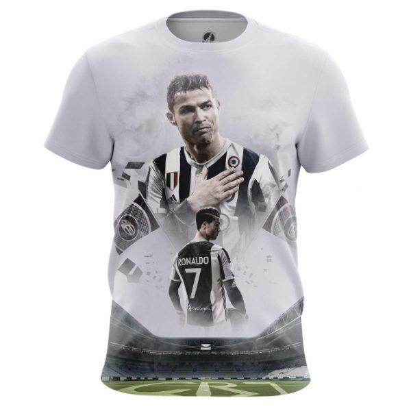 competitive price ad4f7 4dafe Men's t-shirt Cristiano Ronaldo Juventus Fan Shirts