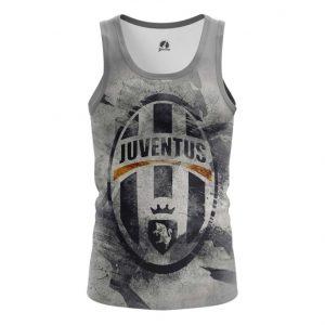 Merchandise Tank Juventus Juv Fan Football Vest