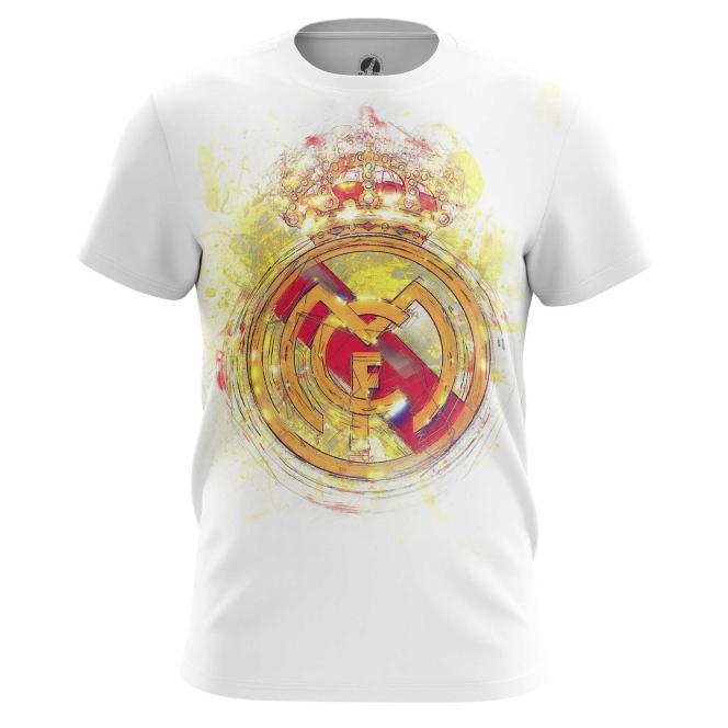 Collectibles Real Madrid Men'S T-Shirt Football Club Logo