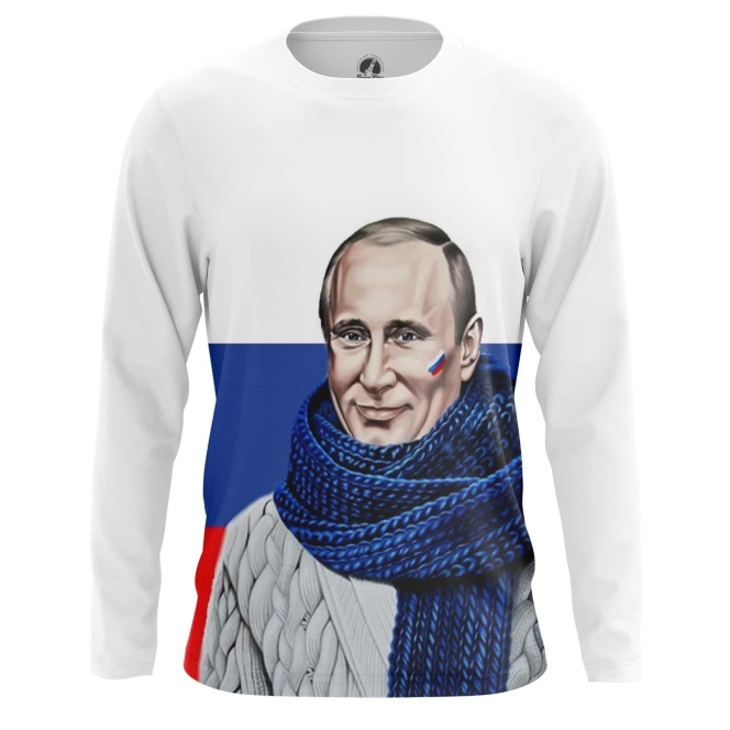 Merch Long Sleeve Vladimir Putin Kindness Russian President