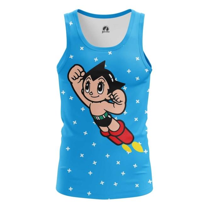 Merch Tank Astro Boy Animated Japan Vest