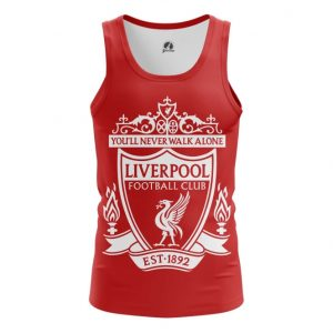 Collectibles Tank Liverpool Fan Football Vest