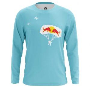 Merch Long Sleeve Red Bull Fan Logo