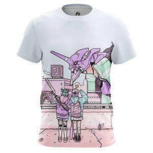 Collectibles T-Shirt Evangelion Eva Gainax Tatsunoko
