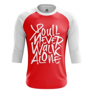 Collectibles Raglan Liverpool You&Rsquo;Ll Never Walk Alone