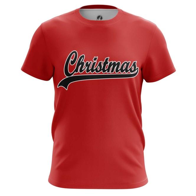 Merchandise T-Shirt Christmas Logo X-Mas Title