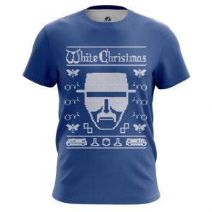 Collectibles - T-Shirt Breaking Bad Heisenberg Christmas