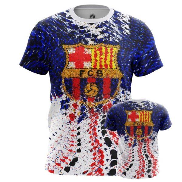best website e9527 8af2c Men's t-shirt Barcelona Fan Art Merchandise
