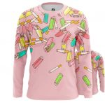 Collectibles Long Sleeve Cigarettes Lighter Pop Art Inspired Textures Pattern