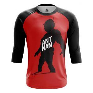 Merch Raglan Ant-Man Wall Shadow