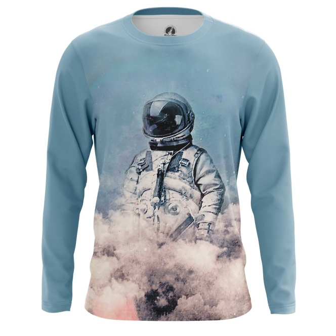 Collectibles Long Sleeve Cosmonaut Art Space
