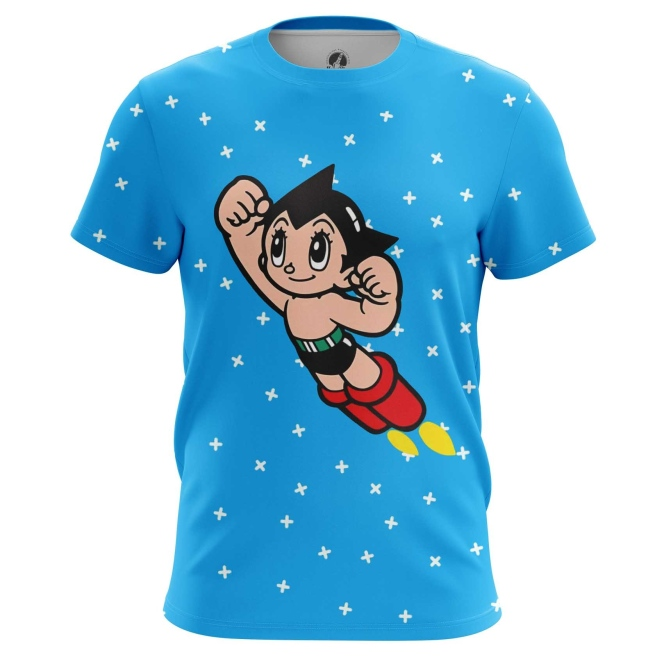 Collectibles T-Shirt Astro Boy Animated Japan