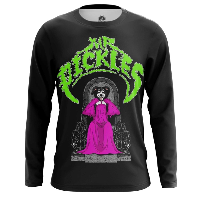 Collectibles Long Sleeve Mr Pickles Cartoon Series Dog