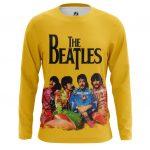 Merch Long Sleeve Beatles Band