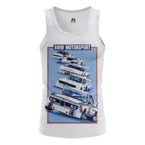 Collectibles Tank Bmw Motorsport Car Vest