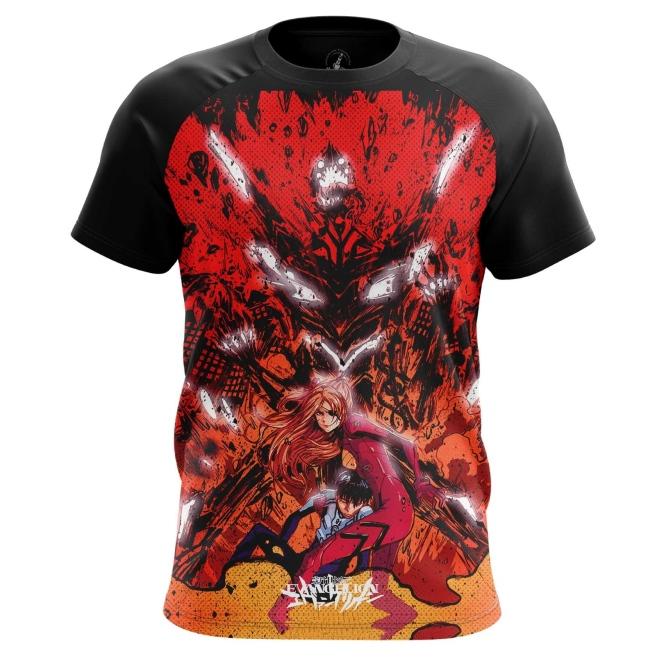 Collectibles T-Shirt Evangelion Eva Science Fictio