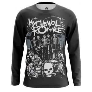 Collectibles Long Sleeve My Chemical Romance