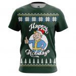 Merchandise Men'S T-Shirt Fallout X-Mas Christmas Special