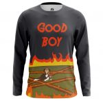Collectibles Long Sleeve Mr. Pickles Good Boy Inspired