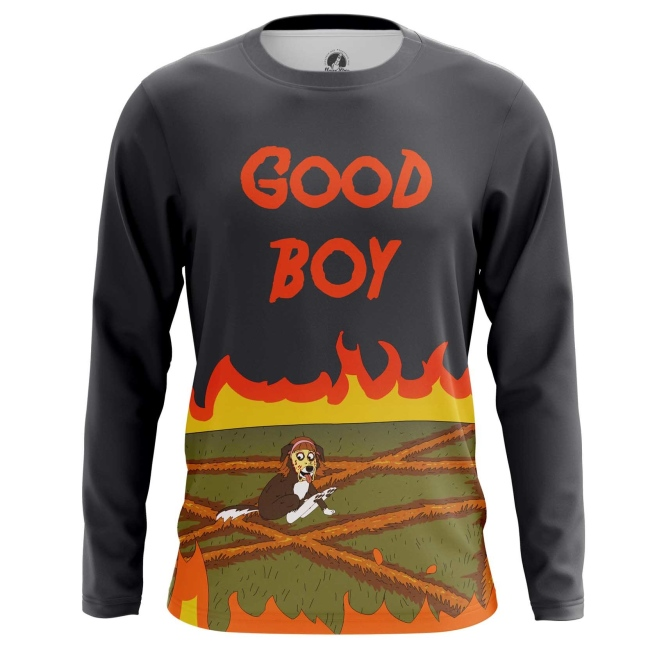 Merchandise Long Sleeve Mr. Pickles Good Boy Inspired