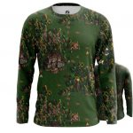 Merchandise Long Sleeve Heroes Of Might And Magic Map Print