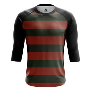 Merchandise Raglan Freddy Krueger Shirt Art A Nightmare On Elm Street