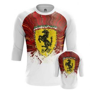 Collectibles Raglan Ferrari Car Logo Emblem