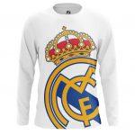 Merchandise Long Sleeve Fc Real Madrid