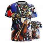 Merch T-Shirt Knifegrinder Fine Art Artwork