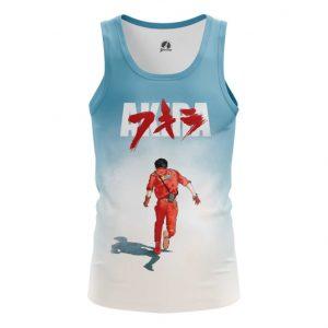 Merch Tank Akira 1988 Thriller Full Size Print Vest