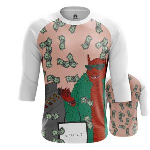 Merchandise Raglan Gucci Gang Lil Pump Web Fan Art