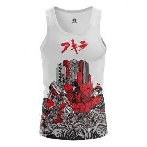 Merch Tank Japanese Anime Post Apocalyptic Akira Vest