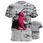 Merch - T-Shirt Bear Gang Animals Illustration Inspired Art