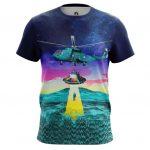 Collectibles Men'S T-Shirt Dream Art Picture Surrealism Art