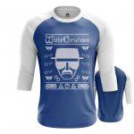 Merchandise - Raglan Breaking Bad Heisenberg Christmas