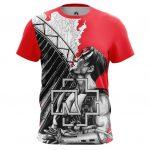 Merchandise Men'S T-Shirt Rammstein Band Till